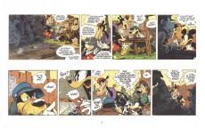 Extrait de Mickey (collection Disney / Glénat) -4ES- Café Zombo
