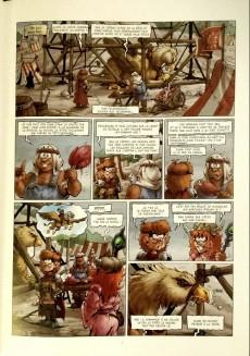 Extrait de Le donjon de Naheulbeuk -19TL- Tome 19