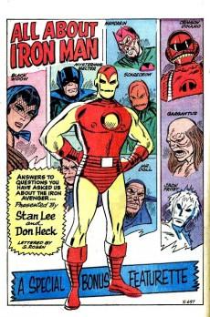 Extrait de Tales of suspense Vol. 1 (Marvel comics - 1959) -55- No One Escapes The Mandarin!