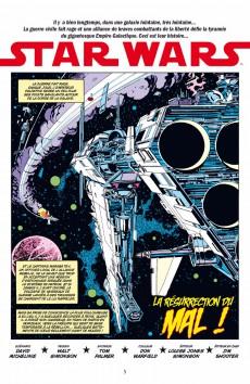 Extrait de Star Wars - Classic -5- Tome 5