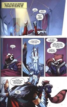 Extrait de Rocket Raccoon (Marvel Now!) -2- Monstre en folie