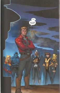 Extrait de Les gardiens de la Galaxie / All-New X-Men (Marvel Now!) -1- Le Vortex Noir (I)