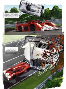 Extrait de 24 Heures du Mans -3- 1999 : le choc des titans