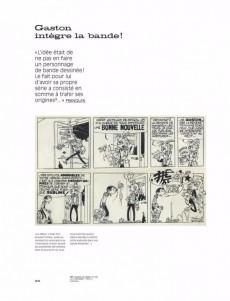 Extrait de Gaston (Hors-série) -Cat- Gaston au-delà de Lagaffe