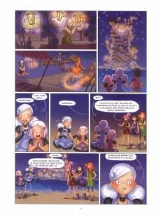 Extrait de Sorcières sorcières -3- Le mystère des trois marchands