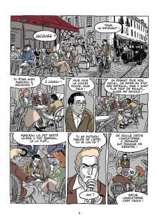 Extrait de Apprenti / Ouvrier -INT- Mémoires d'un ouvrier