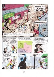 Extrait de Lucky Luke -13c1988- Le juge