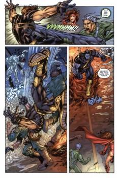 Extrait de Ultimate X-Men (Marvel Deluxe) -10- Requiem