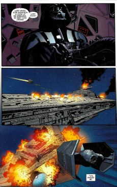 Extrait de Star Wars Vol.2 (Marvel comics - 2015) -25- Book V, Part V : The Last Flight Of The Harbinger