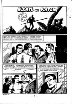 Extrait de Cosmos (2e série) -5- Alerte sur Pluton
