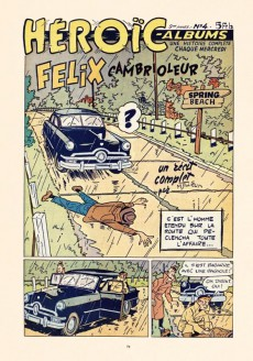 Extrait de Félix (Intégrale) -7- Intégrale - Tome 7