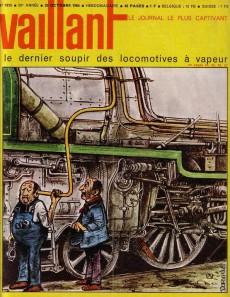 Extrait de (Recueil) Vaillant (Album du Journal - 4e série) -15- Album vaillant n° 1015 à 1023