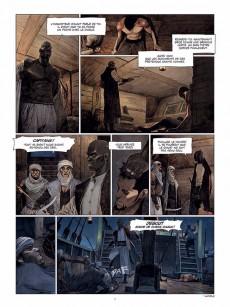 Extrait de La chronique des Immortels -INT02- Le Vampyre