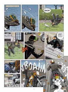 Extrait de Rider on the storm -INT- Intégrale