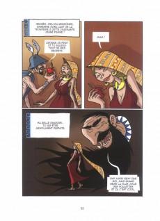 Extrait de Contes et Légendes (chez Petit à petit) -a2016- La mythologie grecque en BD