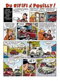 Extrait de Jacques Gipar (Une aventure de) -INT01- Premières aventures