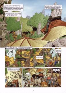 Extrait de Les forêts d'Opale -1e09- Le bracelet de cohars