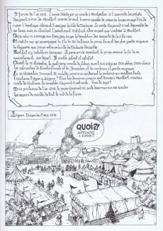 Extrait de Jehan et Armor -6- Beaucaire Toulouse 1216