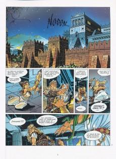 Extrait de Atalante - La Légende -1a- Le pacte