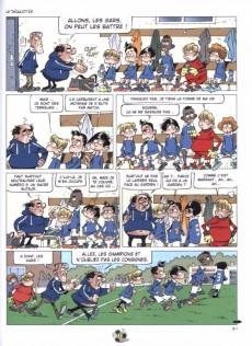 Extrait de Les foot Furieux Kids -2- Tome 2