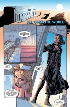 Extrait de Planetary (DC comics - 1999) -1- All Over the World
