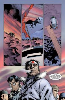 Extrait de Planetary (DC comics - 1999) -2- Island