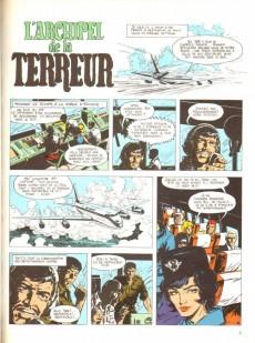 Extrait de Bob Morane 2 (Dargaud) -15- L'archipel de la terreur