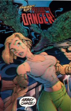 Extrait de Danger Girl (1998) - Danger Girl: 3-D Special