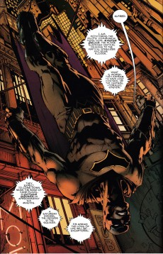 Extrait de Batman (2016) -1K- I am Gotham, Part One