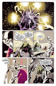Extrait de Silver Surfer: In Thy Name -1- In Thy Name, Part One