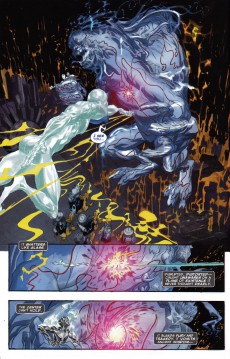 Extrait de Silver Surfer: In Thy Name -2- In Thy Name, Part Two