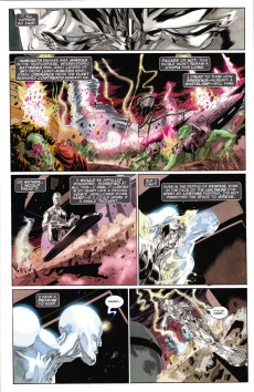 Extrait de Silver Surfer: In Thy Name -4- In Thy Name, Part Four