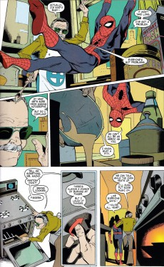 Extrait de Stan Lee Meets... - Tome INT