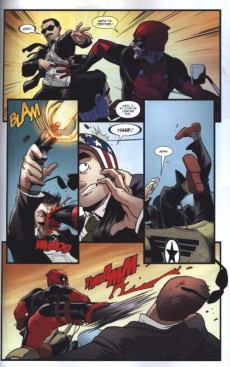 Extrait de All-New Deadpool -6- Décharge éclectique