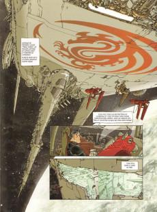 Extrait de Morgana -2- Le secret des Krritt