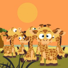 Extrait de Pourquoi... (Collection Pourquoi...) - Chloé, La Girafe...