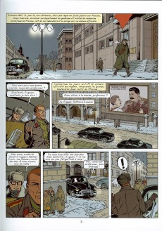 Extrait de Lefranc -24a16- L'enfant staline
