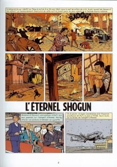 Extrait de Lefranc -23a2016- L'éternel shogun