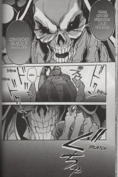 Extrait de Overlord - Tome 1