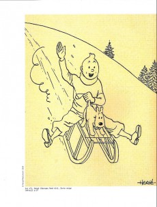 Extrait de (Catalogues) Ventes aux enchères - Artcurial - Artcurial - L'univers du créateur de Tintin - Samedi 19 novembre 2016