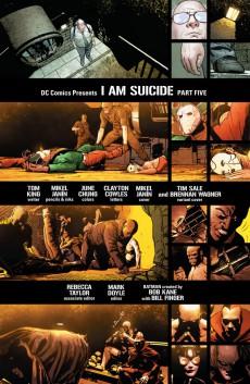 Extrait de Batman (2016) -13- I am Suicide, Part Five