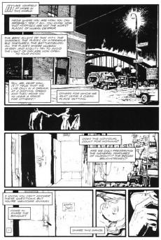 Extrait de Batman Black and White (1996) -1- Black & White 1