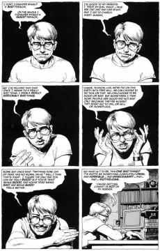 Extrait de Batman Black and White (1996) -4- Black & White 4
