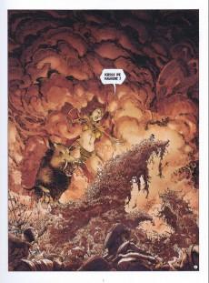 Extrait de Thorgal (Les mondes de) - Kriss de Valnor -5ab- Rouge comme le Raheborg