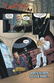 Extrait de Planetary (Urban comics) -2- Volume 2