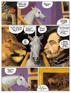 Extrait de Le cheval qui ne voulait plus être une œuvre d'art - Le Cheval qui ne voulait plus être une œuvre d'art