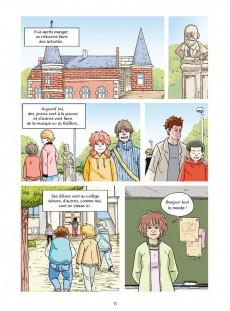 Extrait de Arthur ou la vie de château