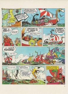 Extrait de Astérix -8a1974- Astérix chez les Bretons