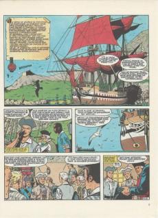 Extrait de Barbe-Rouge -14a77- Le Pirate sans Visage
