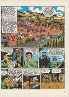 Extrait de Blueberry -4c1975- Le cavalier perdu